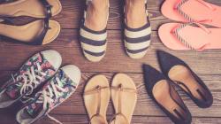 Les chaussures plates d'été ne sont pas une bonne nouvelle pour vos
