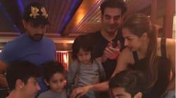 Estranged Couple Malaika Arora Khan And Arbaaz Khan Come Together For Their Son's