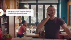 L'Assistant Google prendra bientôt vos réservations au