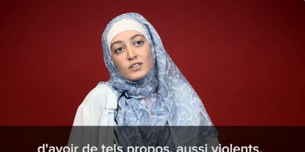 Le cas de Maryam Pougetoux divise considérablement la majorité.