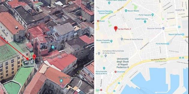 Napoli, crolla un palazzo: probabili vittime sotto le macerie