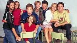 El reencuentro de los protagonistas de 'Compañeros' 20 años