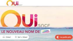 Le site voyages-sncf.com devient