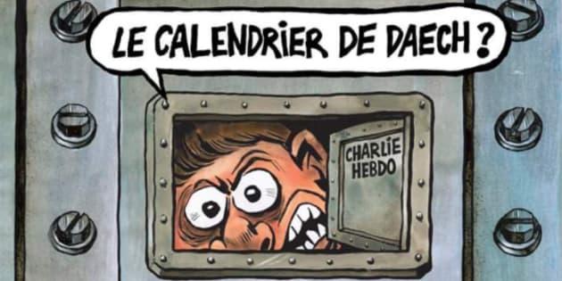 """""""C'est flippant de travailler à Charlie Hebdo"""": un journaliste raconte le quotidien de la rédaction"""