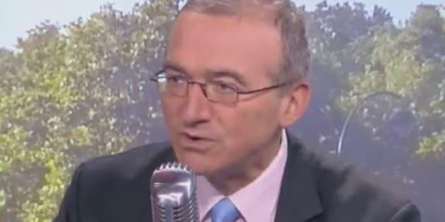 Hervé Mariton ne sera pas candidat aux législatives