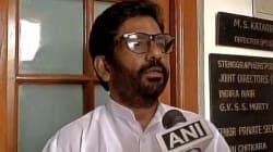 Delhi Police Registers FIR Against Shiv Sena MP Ravindra Gaikwad For Assaulting An Air India