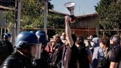 Manifestation anti-corrida sous haute tension dans le