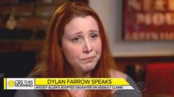 Dylan Farrow fait sa première entrevue télévisée à propos de Woody