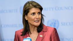 L'ambassadrice américaine aux Nations unies