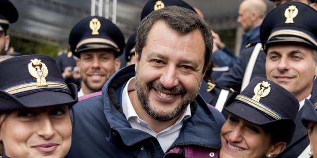 Salvini scopre l