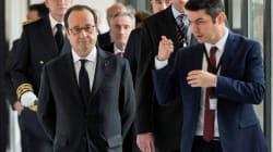 Hollande et Le Roux en banlieue pour lancer un appel au calme, encore des interpellations dans la