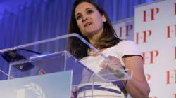 Canciller canadiense visitará México para reuniones con Peña y