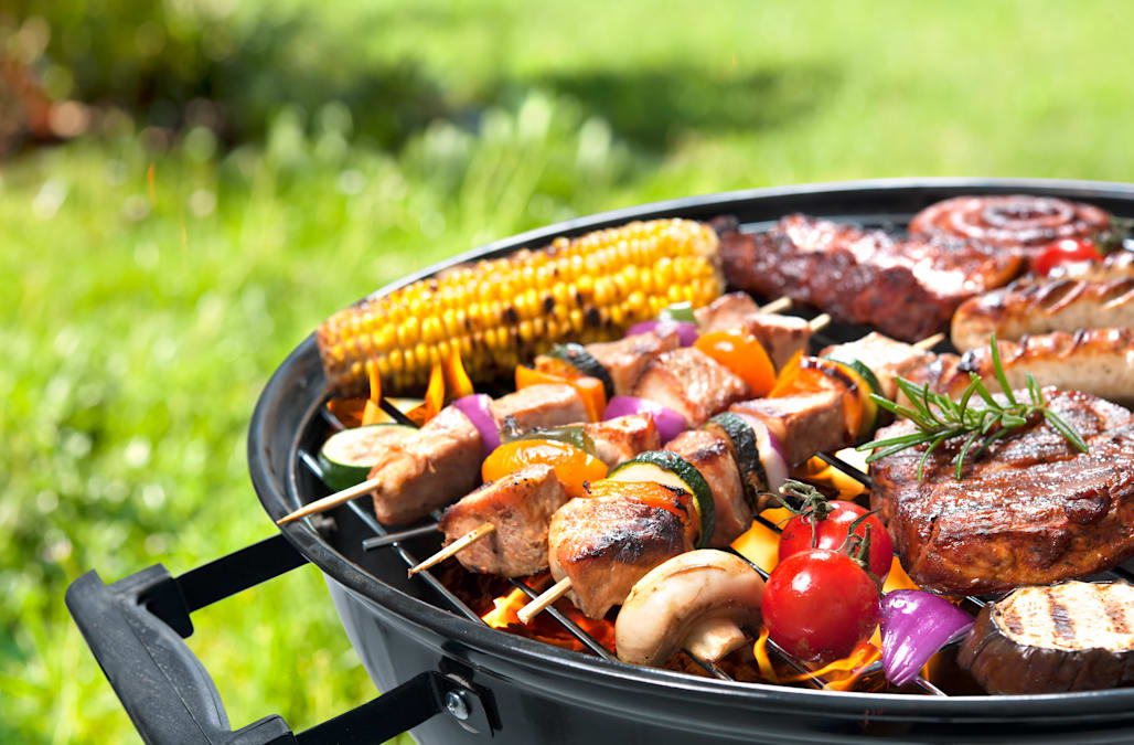 Image result for grill in the summer