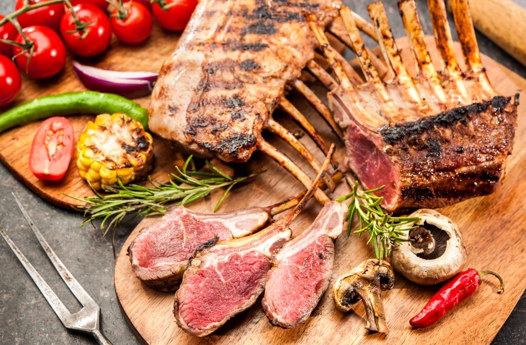 Debunking meat myths behind halal foods - AOL Lifestyle
