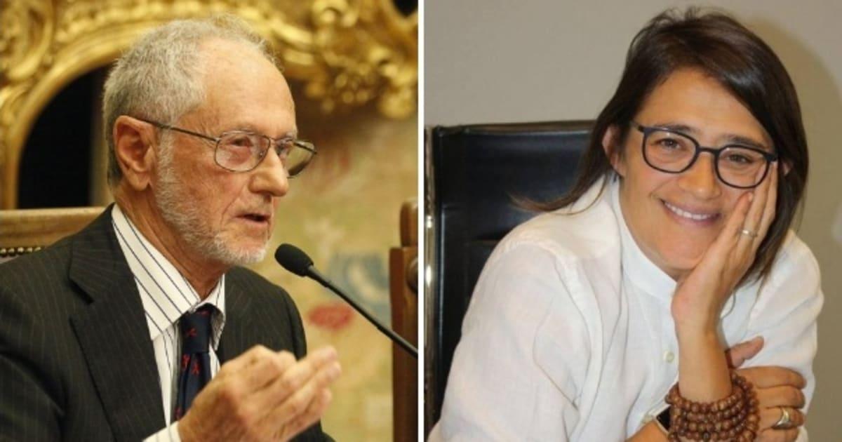 """Rosaria Iardino su Fernando Aiuti: """"Non dimenticherò mai il mio uomo del bacio, grazie per il tuocontributo alla lotta all'Aids"""""""