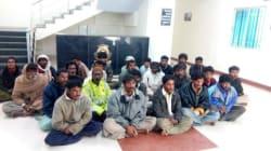 26 Pak Fishermen On Five Boats Apprehended Off Gujarat