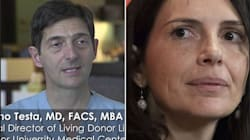 Due italiani tra i 100 più influenti di Time: l'astrofisica Marica Branchesi e il chirurgo Giuliano