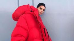Cette photo de Kendall Jenner et sa doudoune vaut le