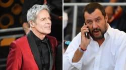 Pace fatta tra Claudio Baglioni e Matteo