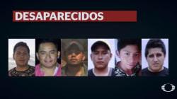 Las desapariciones no cesan: familias buscan a seis jóvenes en