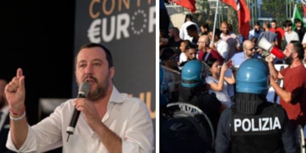Perché Salvini sbaglia a minimizzare la violenza