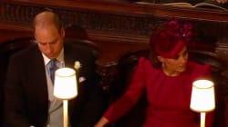 Alle nozze di Eugenie, il romantico gesto di Kate e William che tutti stavano