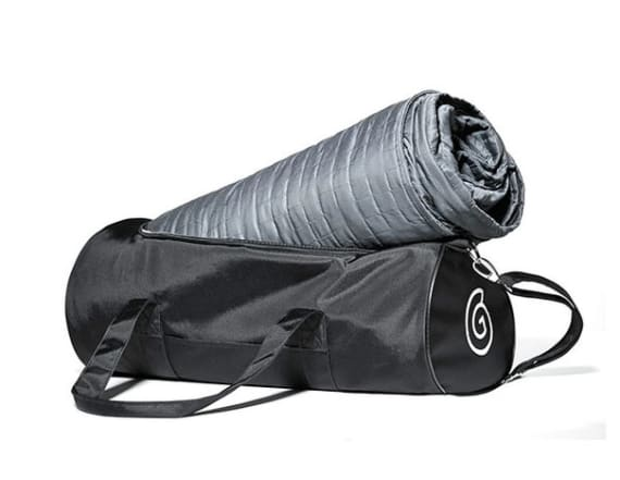 Take this gravity blanket with you on-the-go
