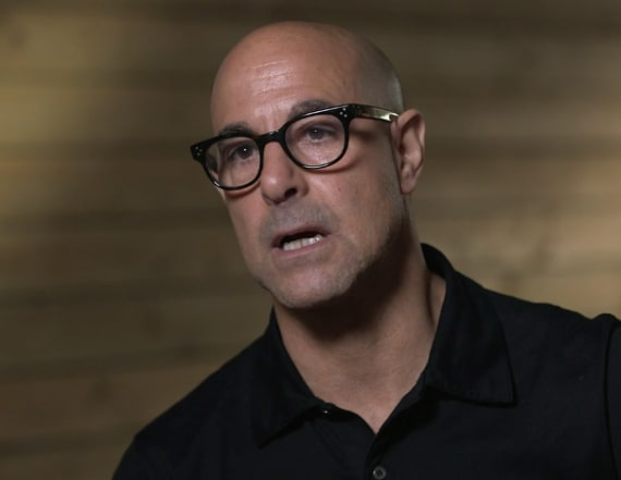 Stanley Tucci on directing his latest film
