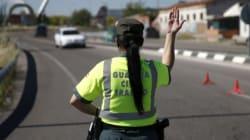 Atropellan de gravedad a un guardia civil en una operación contra el
