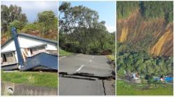 《北海道地震》震度6強 土砂崩れ、家屋倒壊、波打つ道路...現地はいま(画像集)