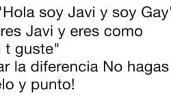 La aplaudida respuesta de Javier Calvo a este comentario tras su discurso en los