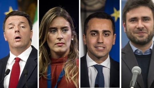 CONDONARE IL PADRE - Da Renzi a Di Maio, passando per Paola Taverna, Maria Elena Boschi e Di Battista: i padri causano imbara...