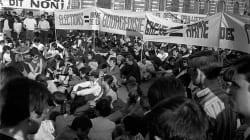Cinquante ans après mai 1968, la France est secouée par de nouvelles
