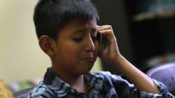Los niños inmigrantes eligen entre una posible muerte y no volver a ver sus