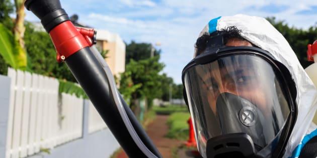 Face à l'épidémie de Dengue à La Réunion, le gouvernement va recruter 300 personnes en service civique
