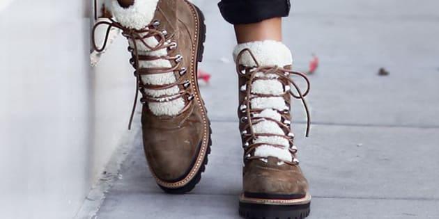 Les chaussures de randonnées sont prêtes à remplacer les bottines en ville 45771d5ba5a