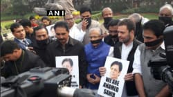 Lok Sabha Adjourned Till Noon Over E Ahamed Death