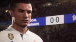 Les premières images de FIFA 18 ne vont pas plaire à