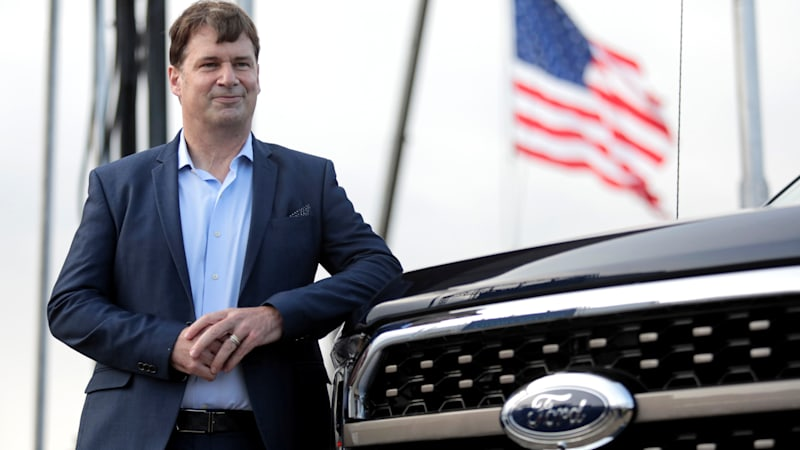 Ford's new CEO Jim Farley promises urgency, names new CFO in shakeup