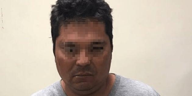 """Juan Fernando """"N"""" ya había estado preso siete años por el delito de violación."""
