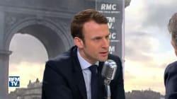 Macron n'a pas choisi le meilleur argument pour répliquer à