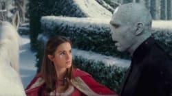 Emma Watson amoureuse de Voldemort dans une parodie TRÈS