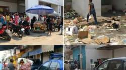 Saquean 800 personas tiendas en Arcelia; representan pérdidas por 35