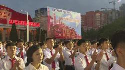 À Pyongyang, des dizaines de milliers de personnes ont fêté l'essai
