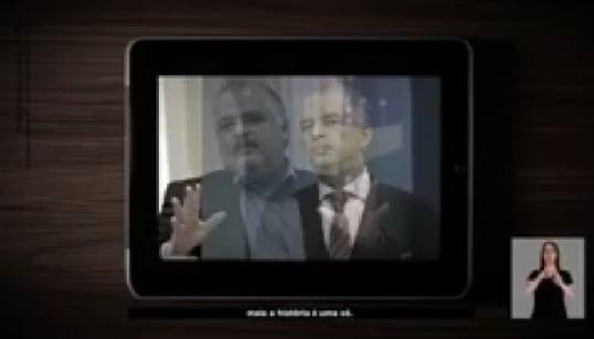 Doria ataca Márcio França 'obeso' em propaganda eleitoral e recebe enxurrada de