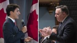 Trudeau réplique immédiatement au projet de loi sur la