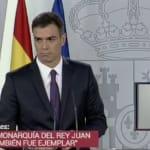 La pregunta de un periodista que dejó en silencio a Sánchez durante 11