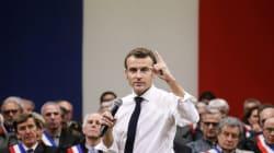 Macron fait-il «campagne aux frais de