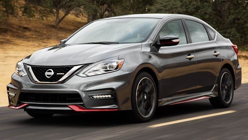Overpriced and underwhelming | 2017 Nissan Sentra NISMO | Autoblog