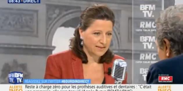 """""""L'homéopathie, sûrement un effet placebo"""", assure la ministre de la Santé Agnès Buzyn."""